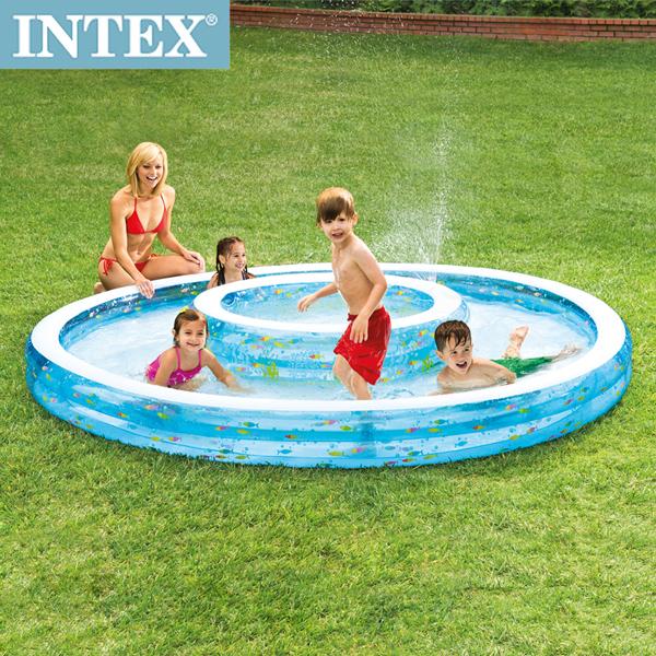 INTEX露營充氣遊憩單品下殺