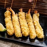 日式黃金天婦羅炸蝦