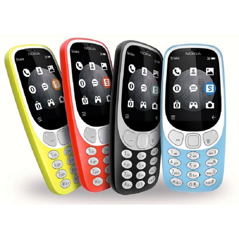 重溫經典 Nokia 3310