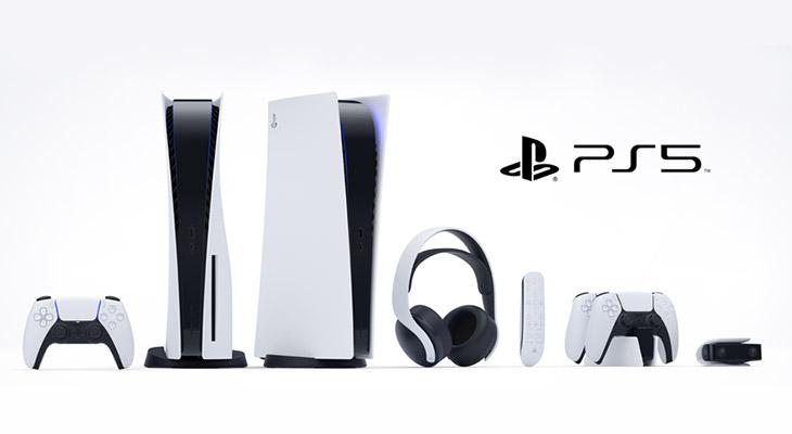 PS5新機上市預購