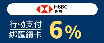 HSBC匯鑽卡