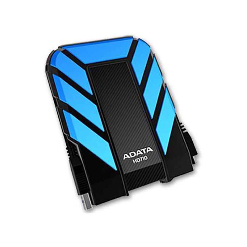 ADATA 威剛 HD710 1TB USB 3.0 2.5吋 軍規防水防震行動硬碟 (黑、黃、藍)