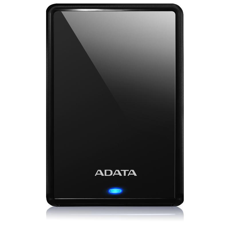ADATA HV620S USB3.1 2TB 2.5吋行動硬碟 黑