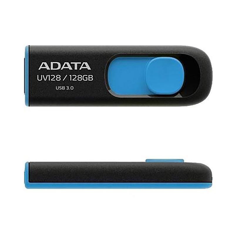 ADATA 威剛 UV128 USB 3.0 128G 隨身碟 藍