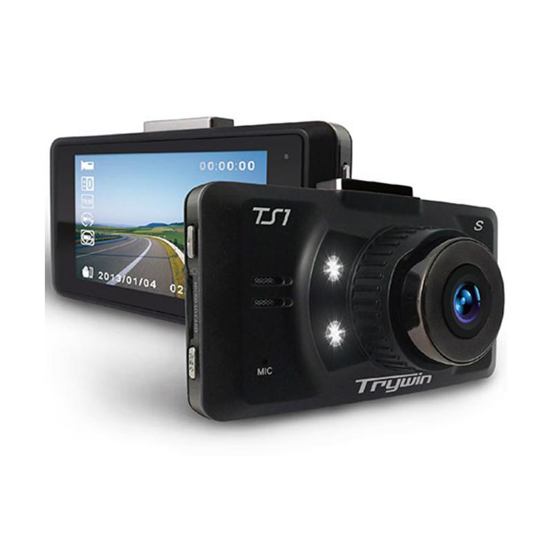 Trywin TS1 S 行車記錄器 黑