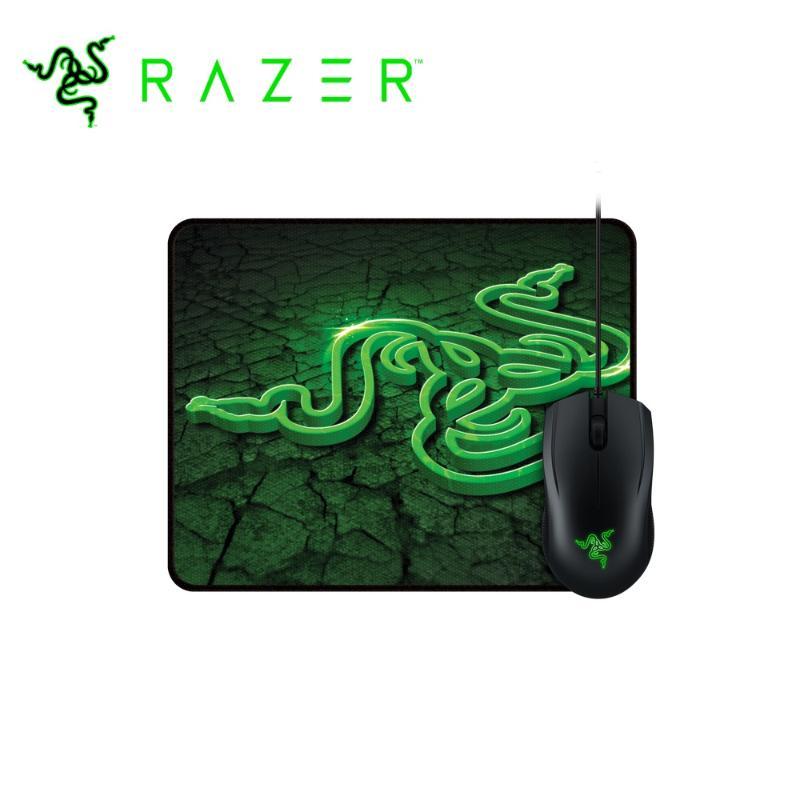 【週年慶售完不補】Razer Abyssus 2000 滑鼠.鼠墊組(C)