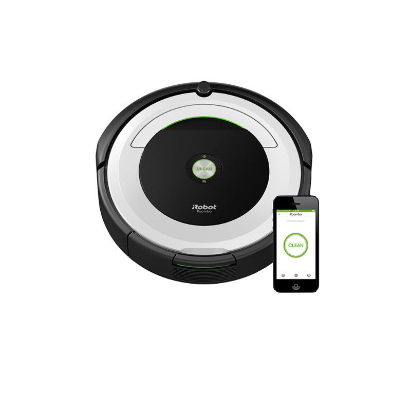 iRobot Roomba 695 WiFi掃地機器人 白