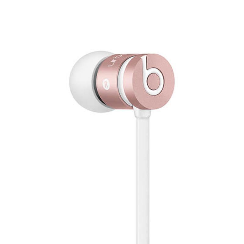 入耳式耳機 urBeats 玫瑰金