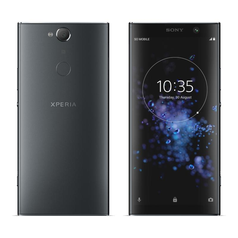 Sony Xperia XA2 Plus (H4493) 黑【送記憶卡】