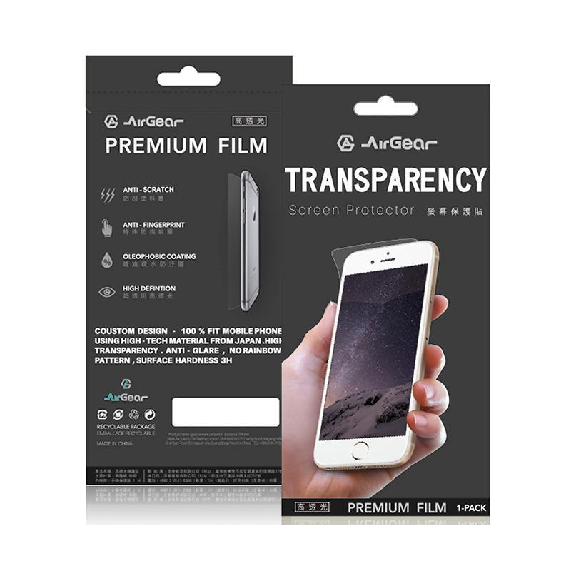 AirGear空壓氣墊保護套Sony Xperia XA1 Ultra 透明