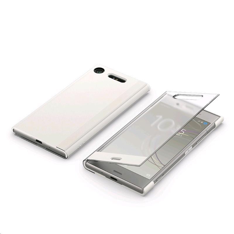 Xperia XZ1智慧視窗時尚保護套(SCTG50)