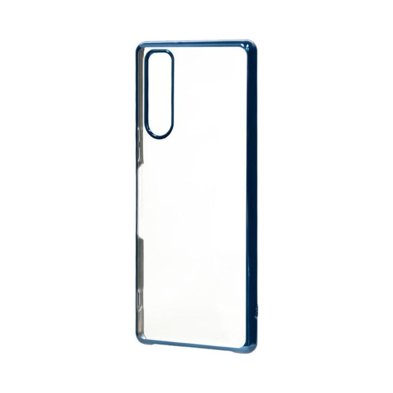 Xperia 5 電鍍邊框透殼