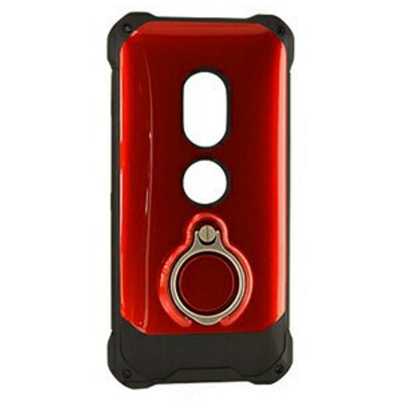 RASTA BANANA XZ3 防摔立式手機殼 - 紅色