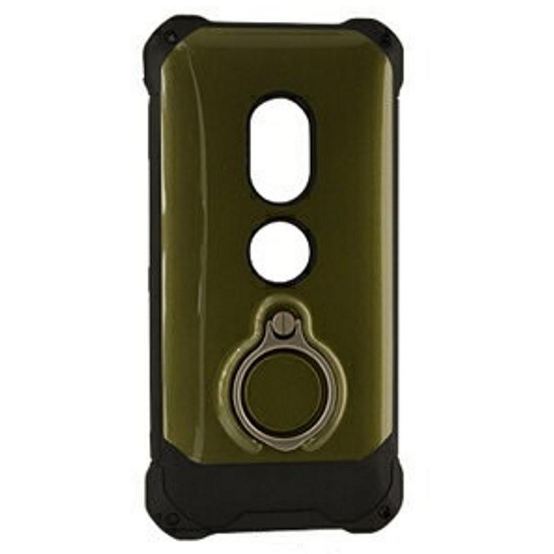 RASTA BANANA XZ3 防摔立式手機殼 - 黃色