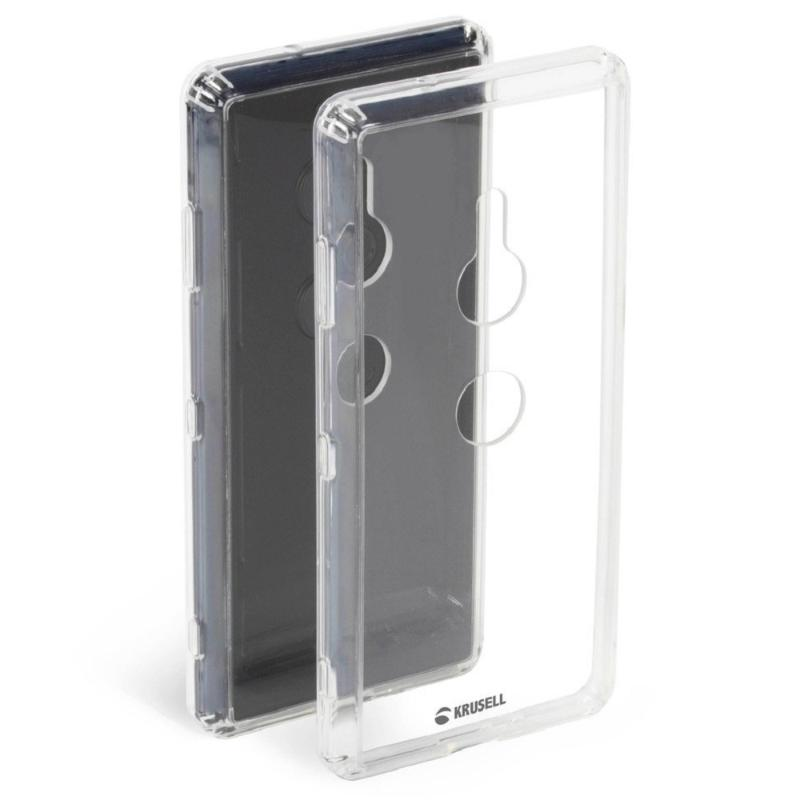 Krusell Sony Xperia XZ3 Kivik Cover 透明保護套