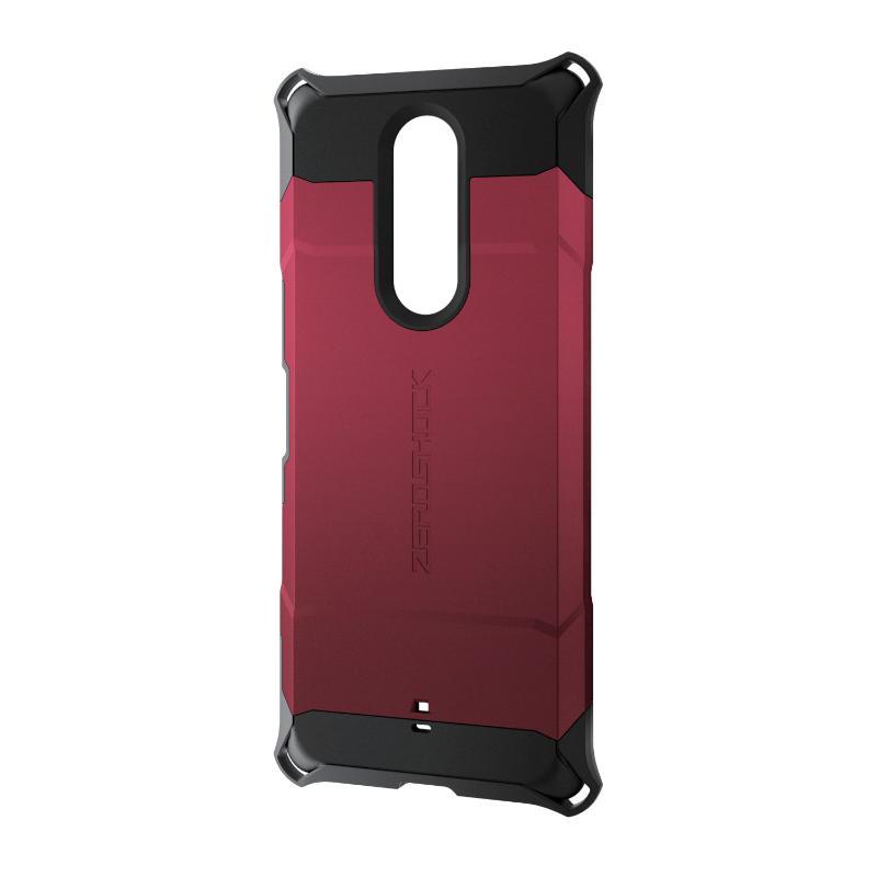 ELECOM Xperia 1/ZEROSHOCK/基本款/紅