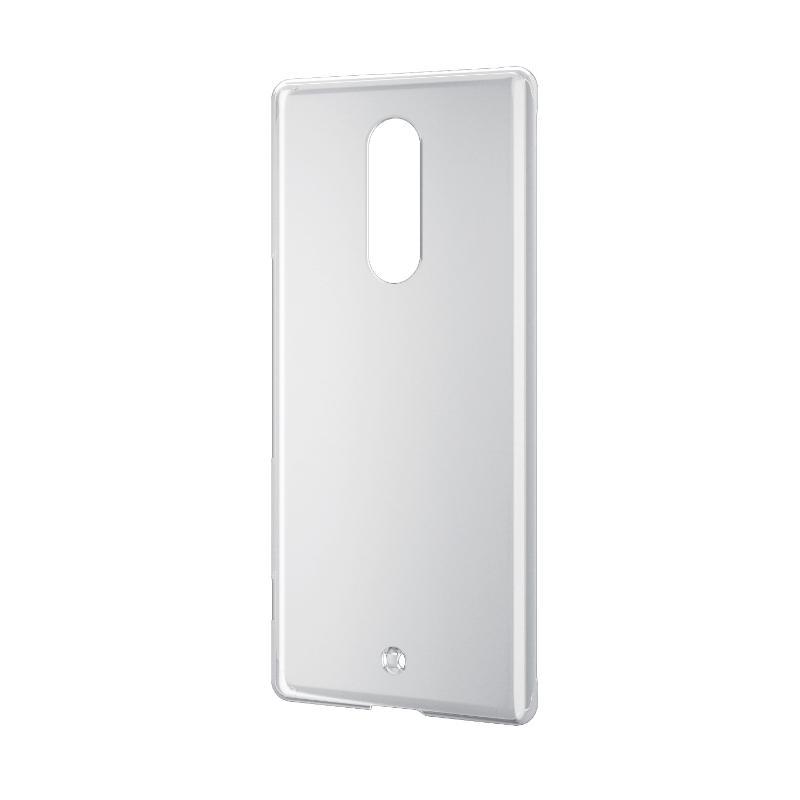ELECOM Xperia 1/硬殼套/透明