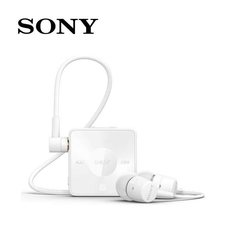 藍芽耳機 SONY SBH20 白色