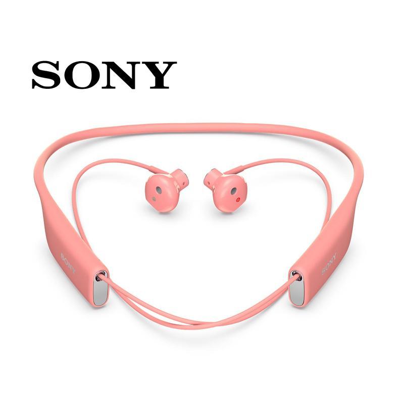 藍芽耳機 SONY SBH70 粉色