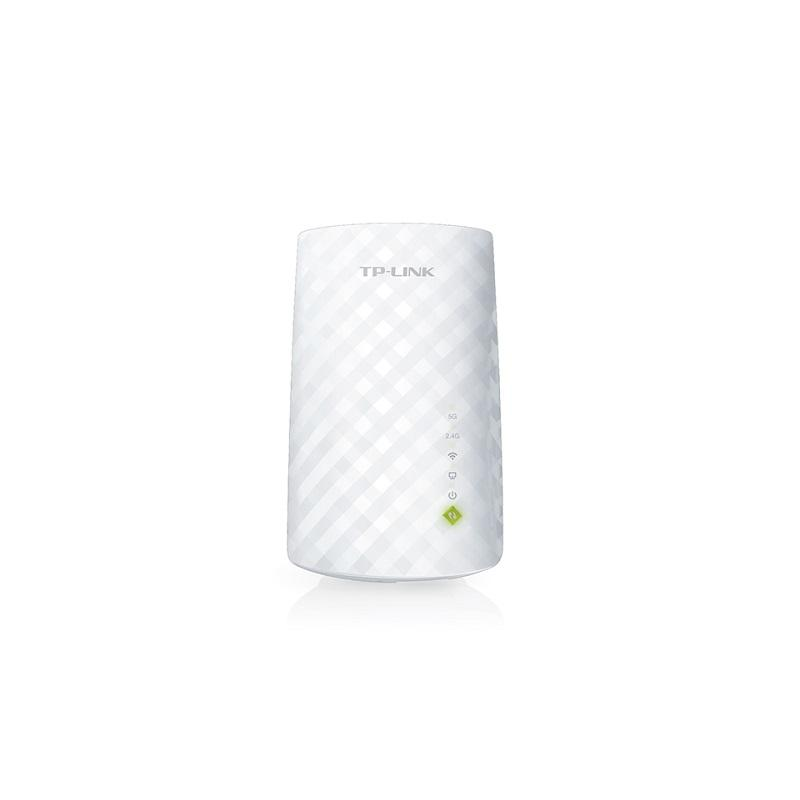 TP-LINK  RE200 AC750 Wi-Fi 範圍擴展器 白
