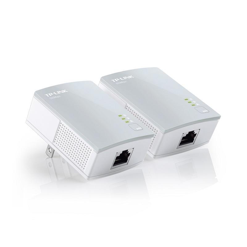 TP-LINK TL-PA4010 KIT AV500 微型電力線網路橋接器 雙包組(Kit)
