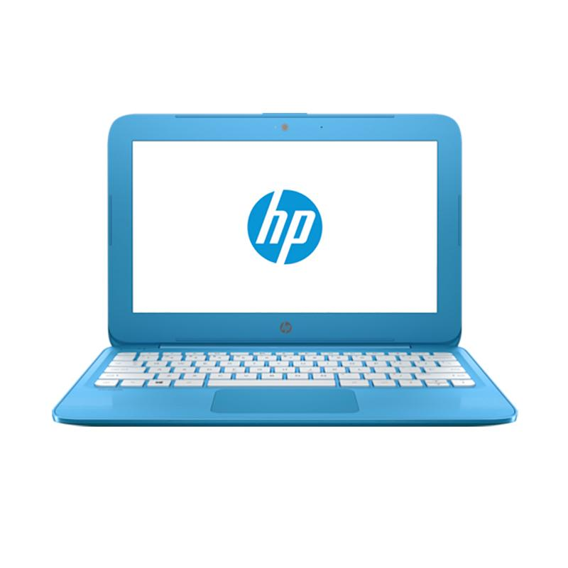 HP Stream 11-y018TU 11.6吋(N3060/win10) 藍 輕薄筆電