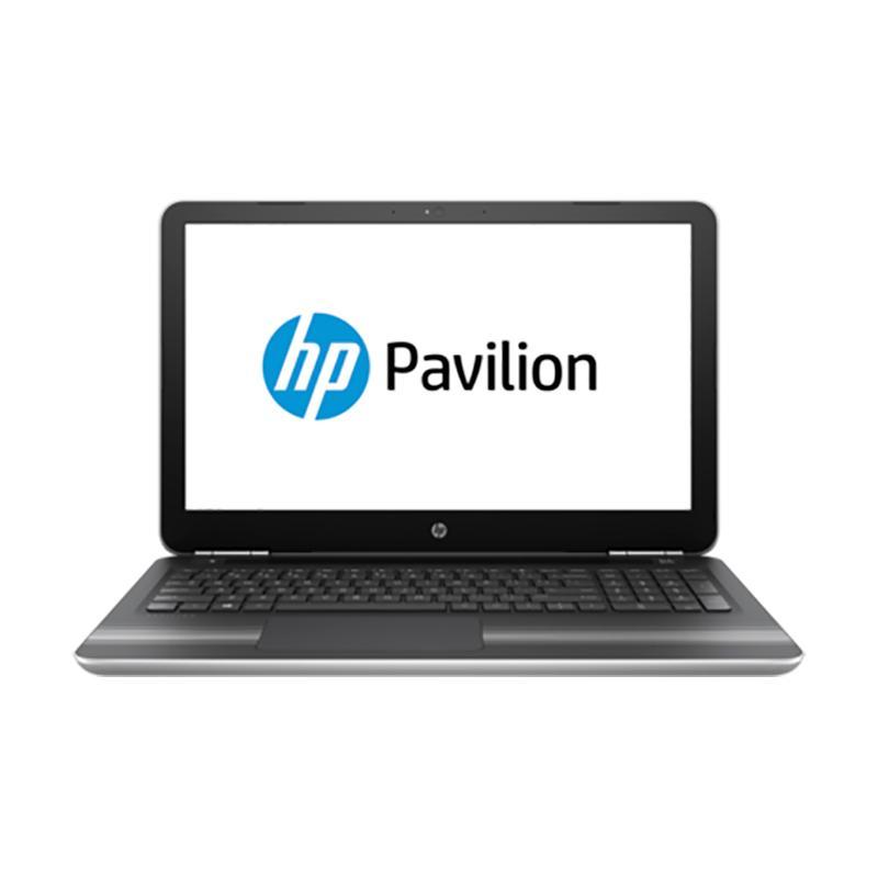HP Pavilion 15-au140TX(i5-7200U) 8G 256G 銀 15.6吋 筆記型電腦【送筆電包】