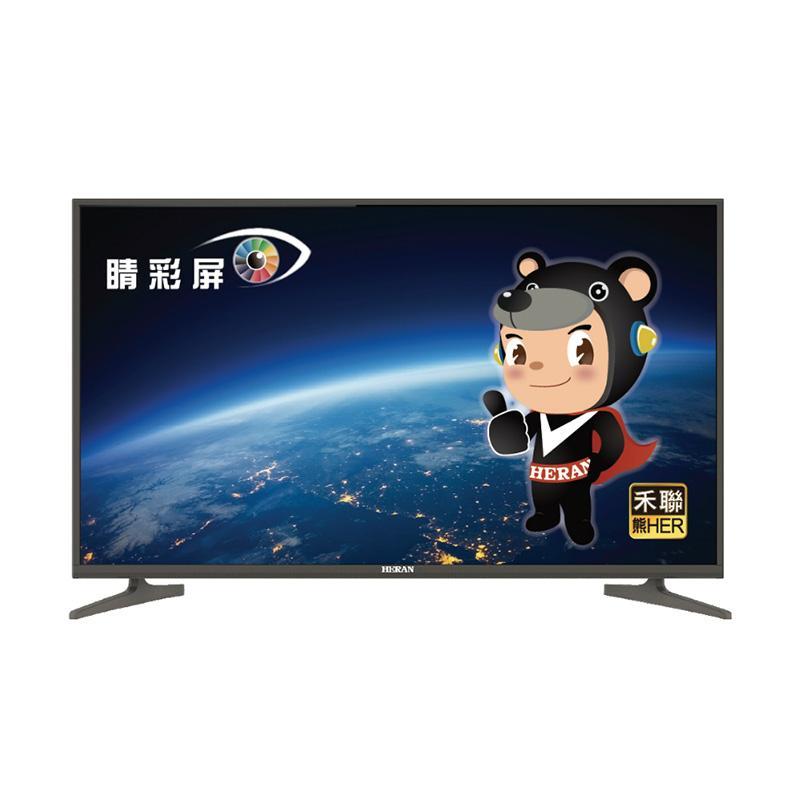 HERAN 434K-C1 43型 4K 液晶顯示器 附視訊盒【送基本安裝】