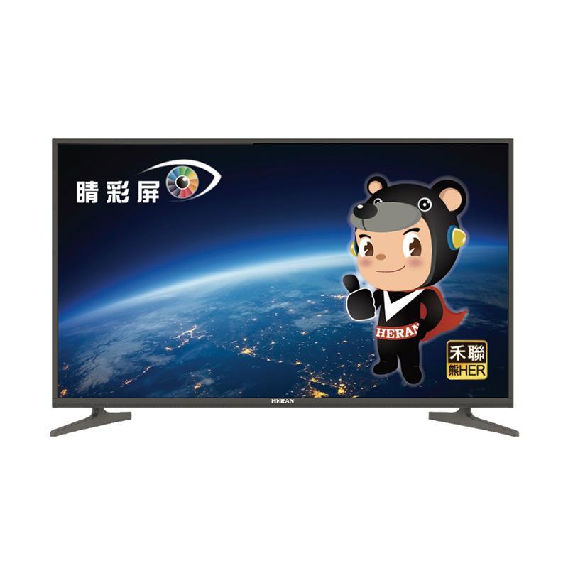 HERAN 504K-C1 50型 4K 液晶顯示器 附視訊盒 【送基本安裝】