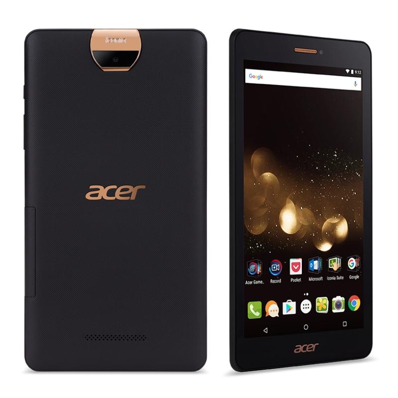 ACER A1-734 LTE 7吋 2G/32G 可通話平板 黑
