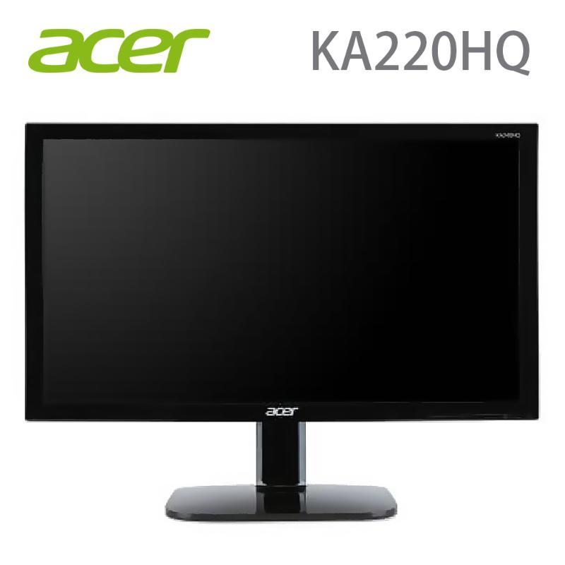 Acer 22型不閃屏瀘藍光液晶螢幕 KA220HQ