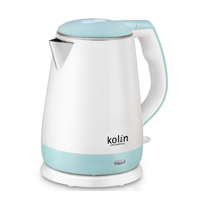 Kolin 歌林1.5L雙層防燙不銹鋼快煮壺 KPK-MNR1541