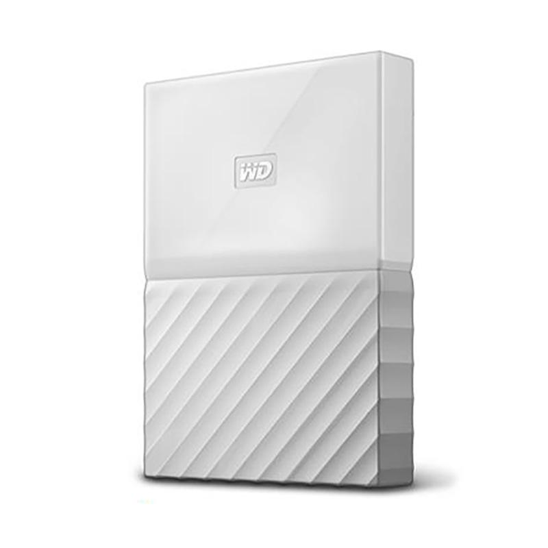 WD My Passport 1TB USB 3.0 2.5吋 外接硬碟 白(WESN)