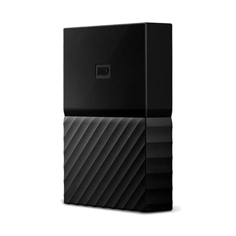 WD My Passport 2TB USB 3.0 2.5吋 外接硬碟 黑(WESN)