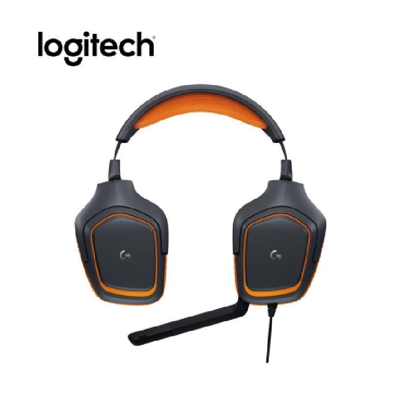 Logitech G231 Prodigy遊戲耳機麥克風