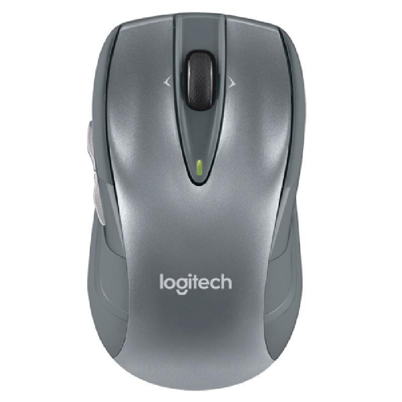 Logitech M545 無線滑鼠 銀