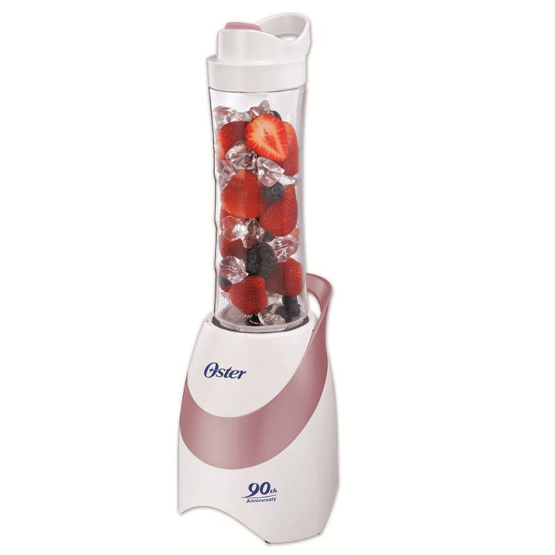 美國OSTER BLSTPB 隨行杯果汁機 90th週年記念款 玫瑰金