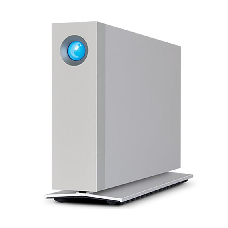 LaCie 3.5 3TB 外接式硬碟d2 Thunderbolt2介面 USB3.0