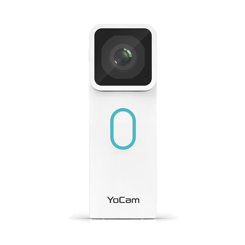 YOCAM 多功能運動攝影機 (黑、白)