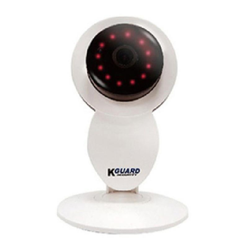 【送16G記憶卡】KGUARD 廣盈 WIFI 智能攝影機 QRT-502L