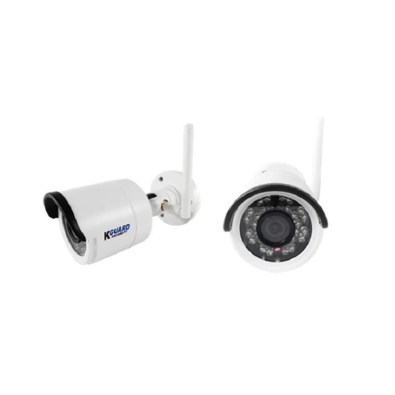 KGUARD 1百萬無線監控鏡頭-WIFI 1PC_WPB-100