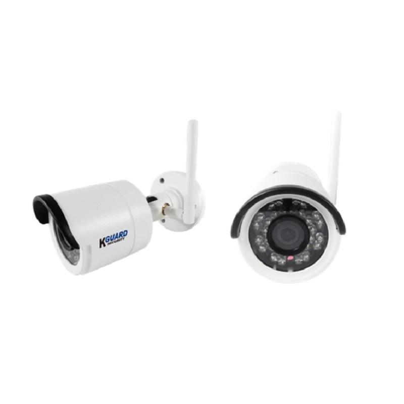 KGUARD 1百萬無線監控鏡頭2入/wifi接收器-Wifi_WPB-100PK2