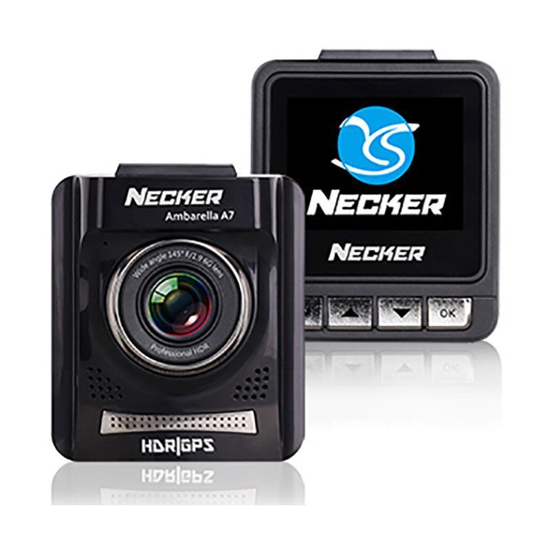 NECKER S3 安霸 A7 / 測速功能 行車記錄器 黑