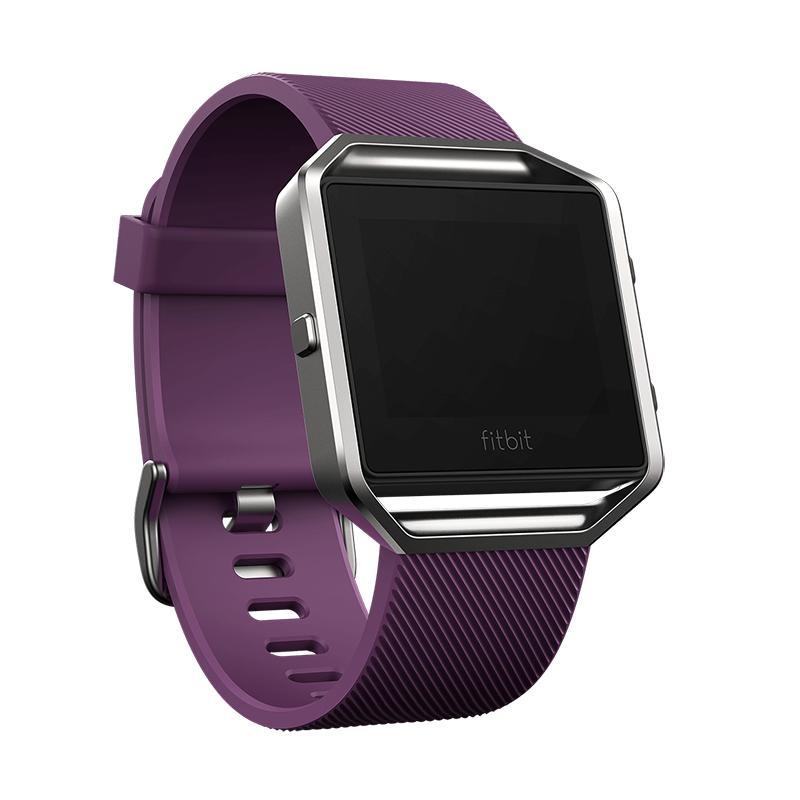 Fitbit Blaze 紫紅小