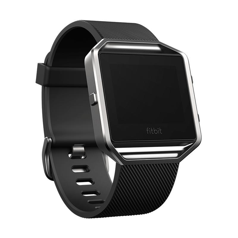 Fitbit Blaze 典雅黑 大  藍芽手錶 典雅黑大