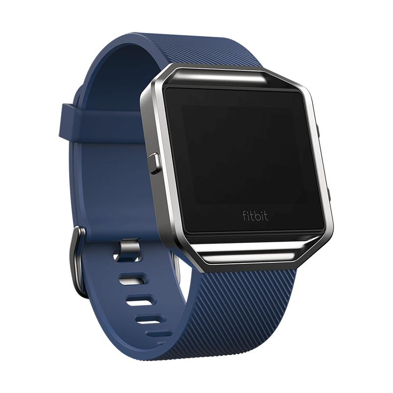 Fitbit Blaze 皇家藍 大  藍芽手錶