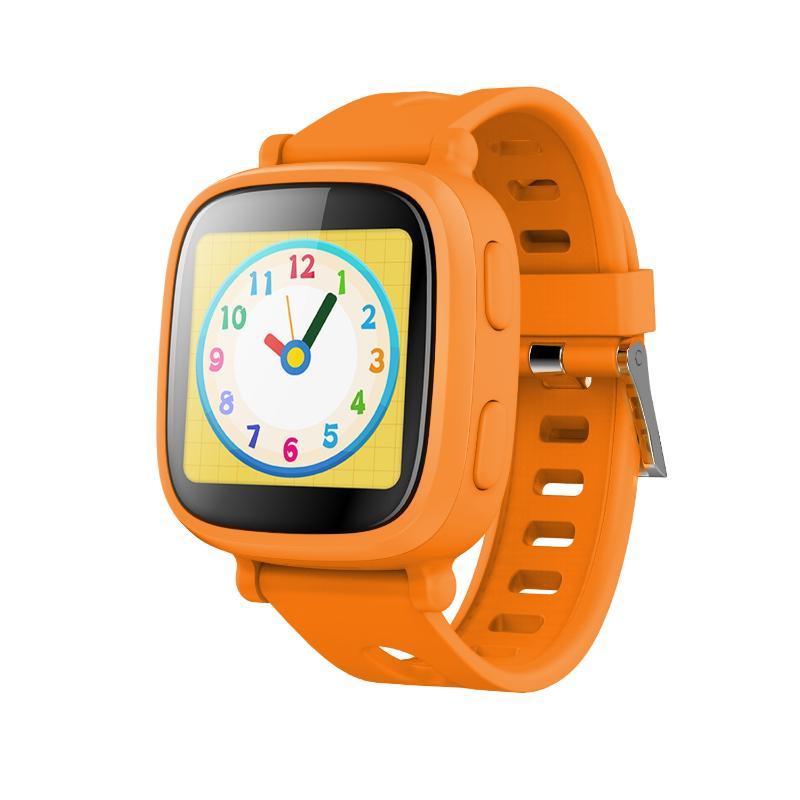 藍芽兒童手錶 FunPark Watch 亮橘色
