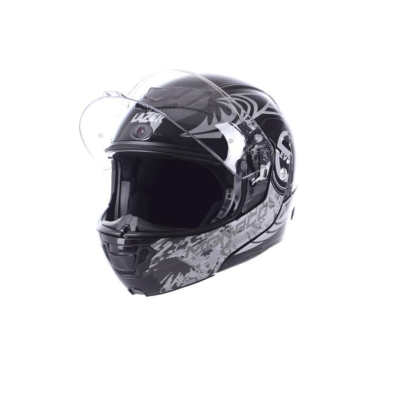 JARVISH X LAZER Monaco Evo S 智慧安全帽-沙漠之鷹 L