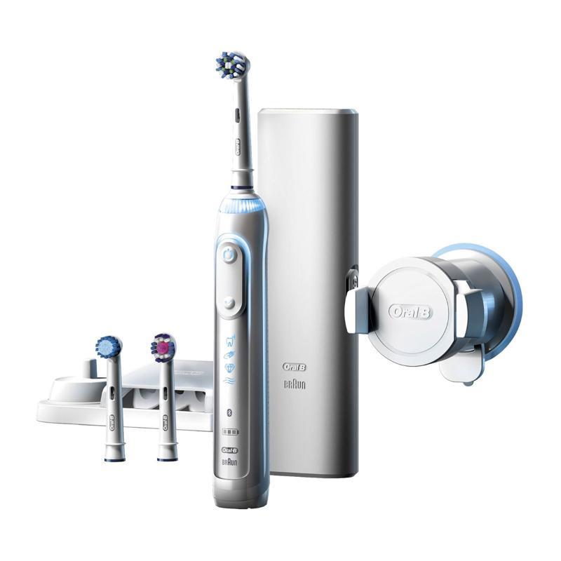 德國百靈歐樂B Genius 8000 智慧追蹤3D電動牙刷