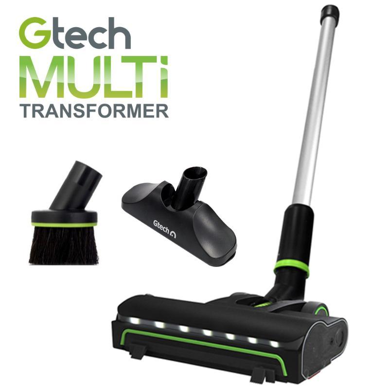 英國Gtech 小綠 Multi Plus 原廠電動滾刷地板套件組